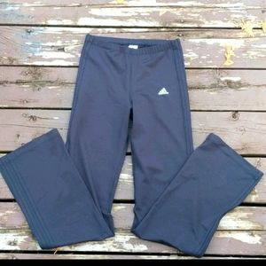 Adidas Climate Black Workout Side Stripes Pants M